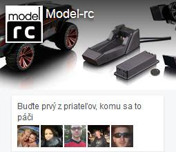 Facebook Model-RC