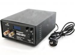 Graupner napájací zdroj regulovateľný 5-15V 0-40A 600W