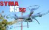 RC dron Syma X5SC EXPLORERS 2 s HD kamerou 2MP, BAZAROVÝ TOVAR !!!