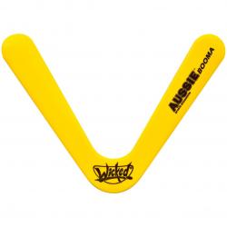 Bumerang Wicked Boomerang Aussie Booma- exteriérový žltý