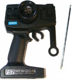 Náhradné Diely Crawler King ovládač s anténou 27 MHz