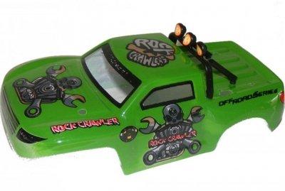 Náhradné Diely Crawler King Karoséria zelená