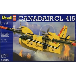 Model na lepenie Revell Canadair Bombardier CL-415, 04998