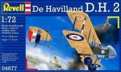 De Havilland D.H. 2, 04677