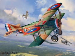 Plastikový model na lepenie Revell WWI Fighter SPAD XIII 04730