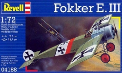 Fokker E.III 04188