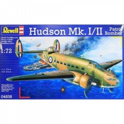Plastikový model Revell Hudson Mk. I/II Patrol Bomber 04838