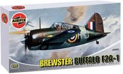 Brewster Buffalo F2A-1 1, A02050