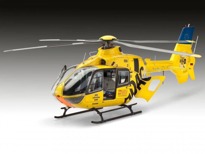 vrtu n k na lepenie revell eurocopter ec135 adac 046. Black Bedroom Furniture Sets. Home Design Ideas