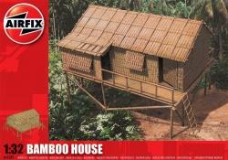 Plastikový model na lepenie Airfix Bamboo House A06382