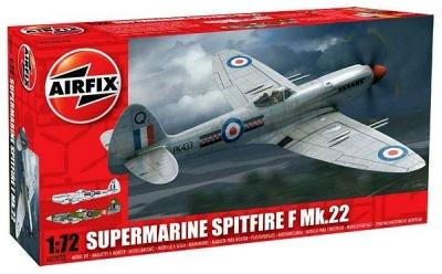 Supermarine Spitfire F Mk.22, A02033