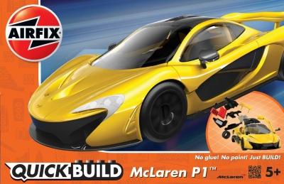 Plastikový model na lepenie Airfix QUICK BUILD McLaren P1 Quickbuild J6013