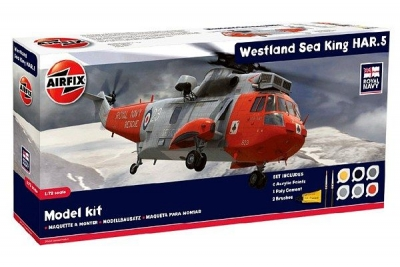 Westland Sea King HAR.5 Giftset, A50113
