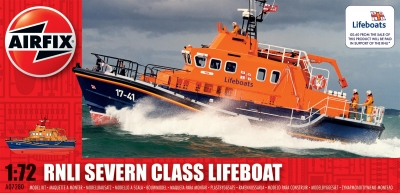 Plastikový model na lepenie Airfix RNLI Severn Class Lifeboat A07280