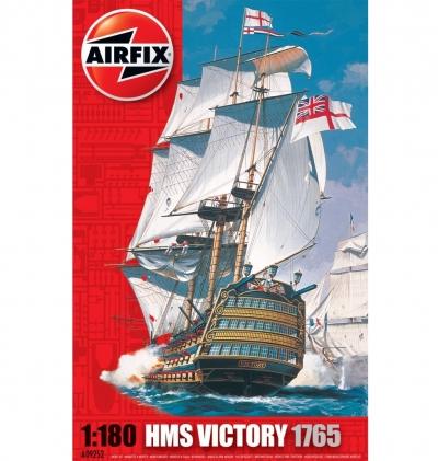 Plastikový model na lepenie Airfix HMS Victory 1765 A09252
