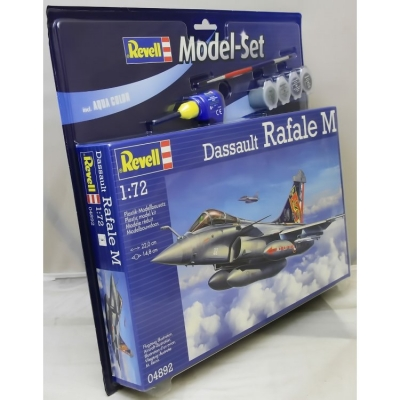 Plastikový model Revell Dassault Rafale M Model Set, 64892