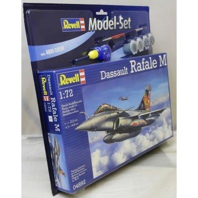 Plastikový model Revell Dassault Rafale M Model Set, 64892