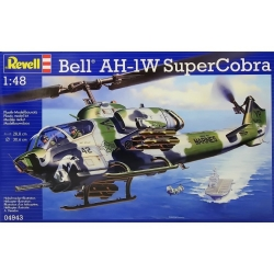 Plastikový model na lepenie Revell Bell AH-1W SuperCobra, 04943