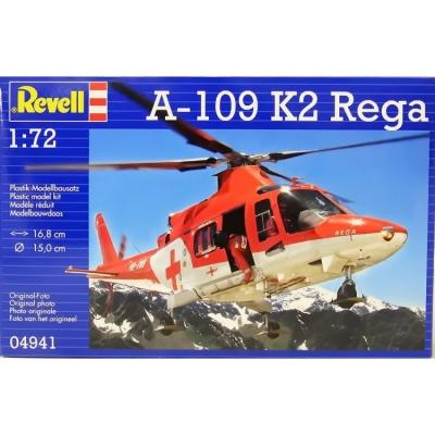 Plastikový model Revell A-109 K2 Rega, 04941