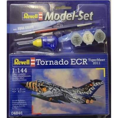 Plastový model Revell Tornado ECR Tigermeet 2011 Model Set, 64846