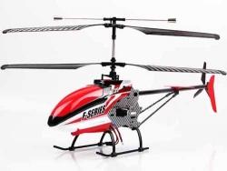 RC vrtuľník MJX F39 / F639 červený