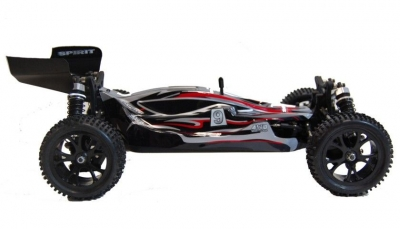 RC auto 4x4 BULLET Rocket Buggy 2.4 GHz