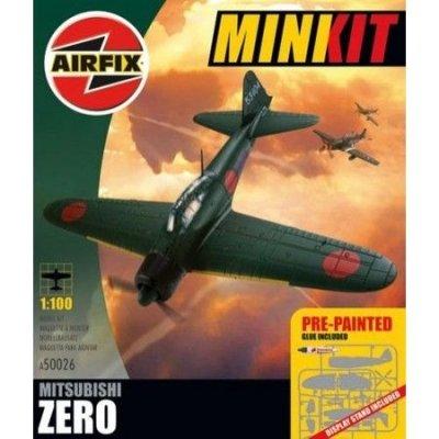 Mitsubishi Zero, Mini Kit,  A50026