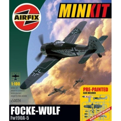 Focke Wulf Fw-190A, Mini Kit, A50024