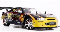 RC auto 4WD01, 4x4