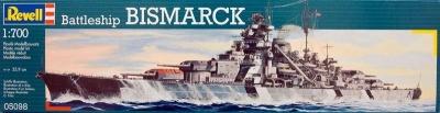 Battleship Bismarck (05098)