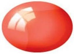 Aqua color 731 Červená priehľadná – Revell 36731