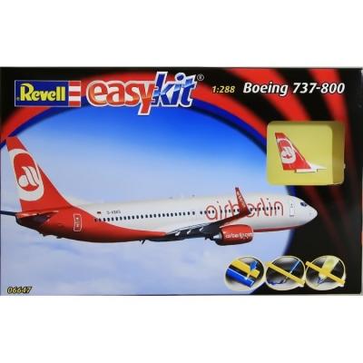 Plastikový model Revell Boeing 737-800  easykit  06647