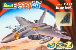 Plastový model Revell F-15 Eagle easykit, 06649