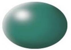 Aqua color 365 Patinová zelená polomatná – Revell 36365