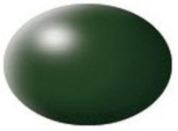 Aqua color 363 Tmavá zelená polomatná – Revell 36363