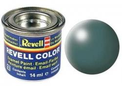 Email color 364 Zelená listová polomatná – Revell 32364