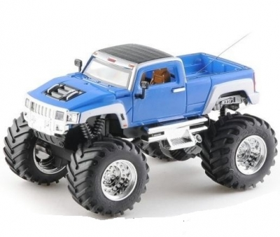 RC auto mini Hummer monster 2008D-6