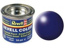 Email color 350 Modrá Lufthansa polomatt – Revell 32350