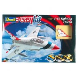 Plastový model Revell F-16 Fighting Falcon easykit, 06628