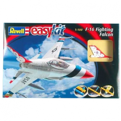 Plastový model Revell F-16 Fighting Falcon easykit, 06628