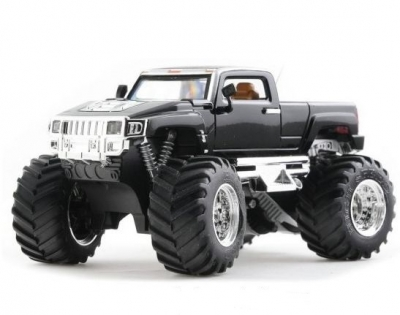 RC auto mini truck Hummer monster 2008D-5