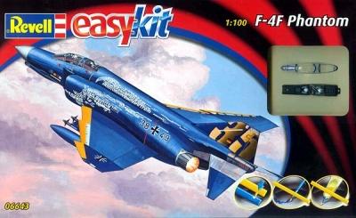 Plastikový model Revell F-4F Phantom easykit 06643