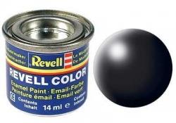 Email color 302 Čierna polomatt – Revell 32302