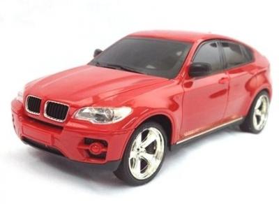 RC auto na ovládanie Luxusne BMW EC-2080 červené