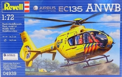 Plastový model na lepenie Revell Airbus Helicopters EC135 ANWB 1/72, 04939