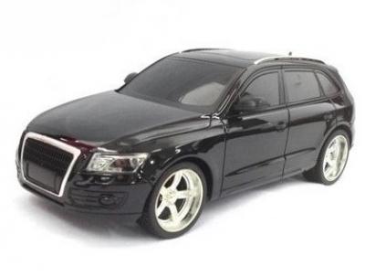RC auto na ovládanie Luxusne Audi EC-2080 čierné