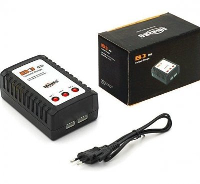 ImaxRC B3 PRO, inteligentná nabíjačka s balancérom LiPo 2S-3S