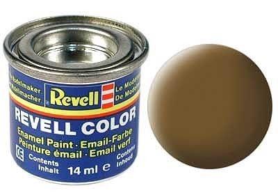 Email color 87 Zemitá hnedá matt – Revell 32187