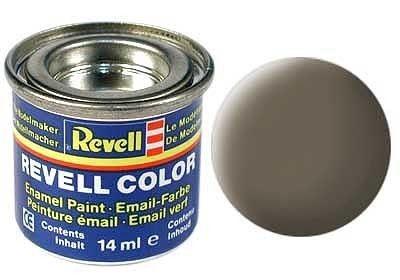 Email color 86 Khaki hnedá matt – Revell 32186