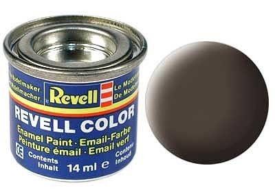 Email color 84 Hnedá koža matt – Revell 32184